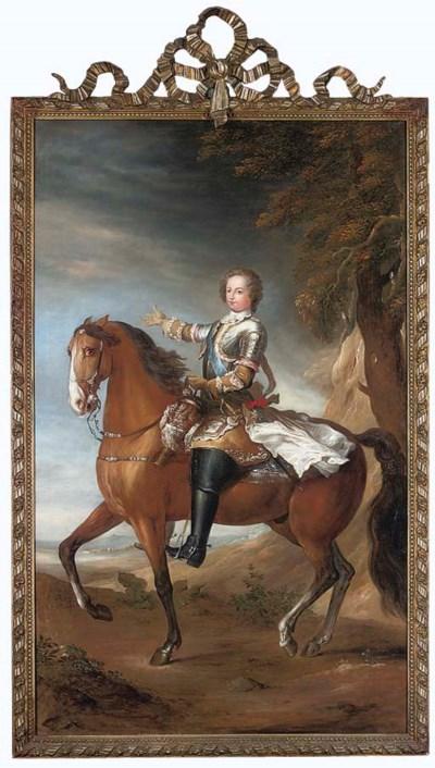 Manner of Louis Michel van Loo
