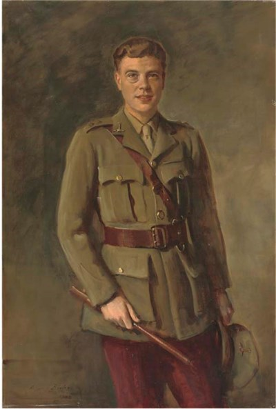 Sir Oswald Birley (British, 18