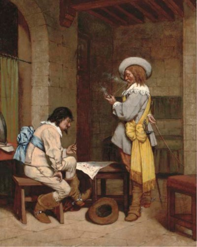 Frans Moormans (Dutch, 1831-18