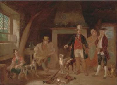 Circle of John Joseph Barker (