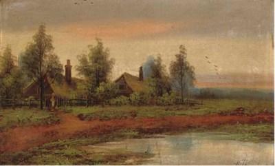 H. Thornley (British, 19th Cen