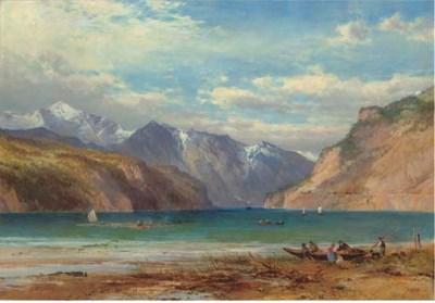 John Syer (British, 1815-1885)