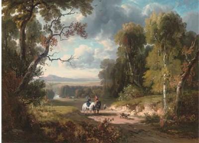 Follower of Raoul Millais