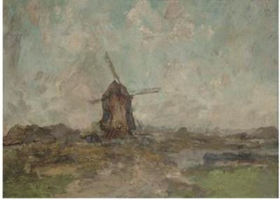 Jules Brouwers (Dutch, 1869-19