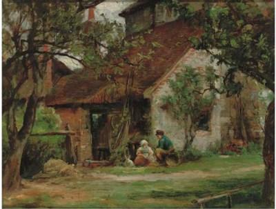 George Henry Boughton, R.A. (B