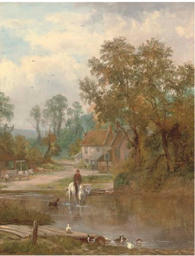 Sidney Clark (British, 19th Ce