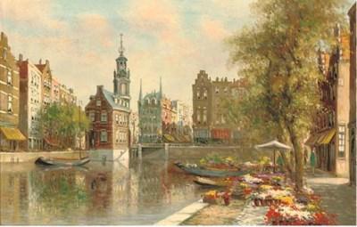 H. Ten Hoven (Dutch, b.1901)