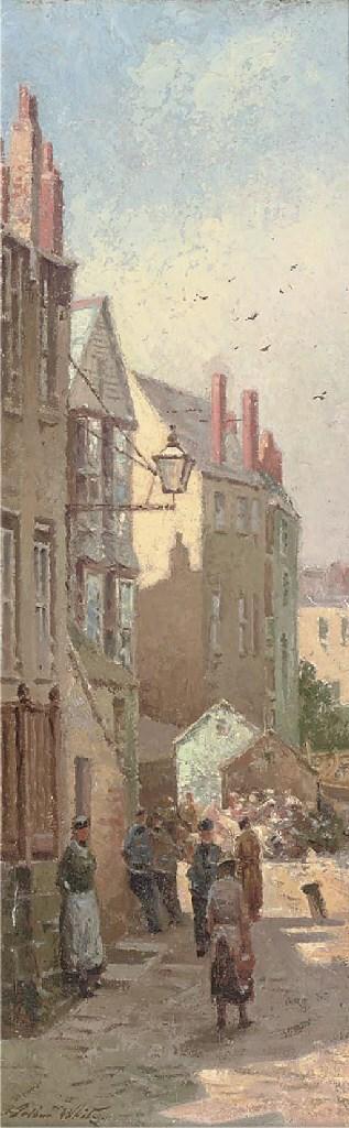 Arthur White (British, 1865-19