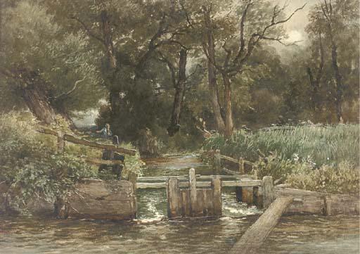 Josiah Wood Whymper, R.I. (1813-1903)