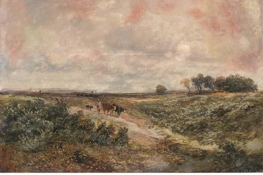 David Cox, Jun., A.R.W.S. (1809-1885)
