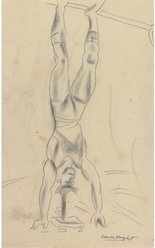Dame Laura Knight, R.A. (1877-