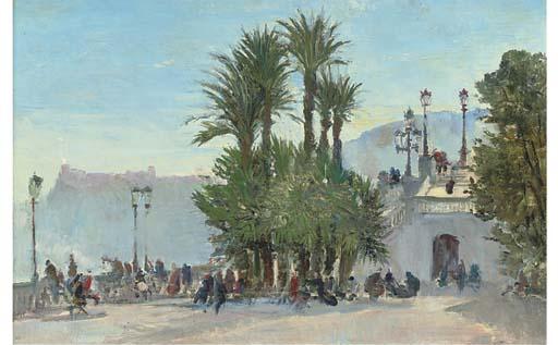 Charles Cundall, R.A. (1890-19