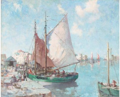 William Lee-Hankey, R.W.S. (18