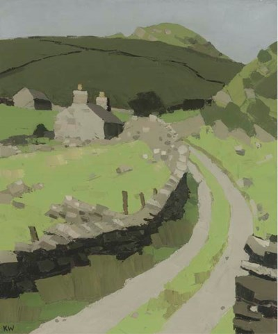 Sir Kyffin Williams, R.A. (B.1