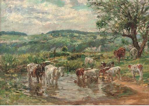 William Mark Fisher, R.A. (Bri