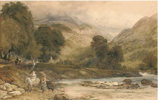 Attributed to David Cox, Jun.,