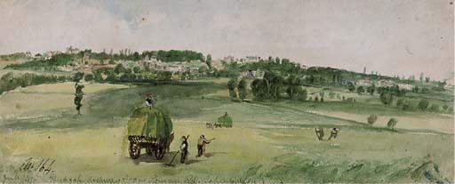 E.M. Dixon, 19th Century