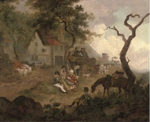 Peter Le Cave (fl.1790-1810)