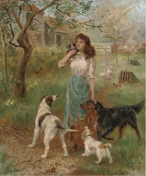 Nora Drummond (1862-1949)