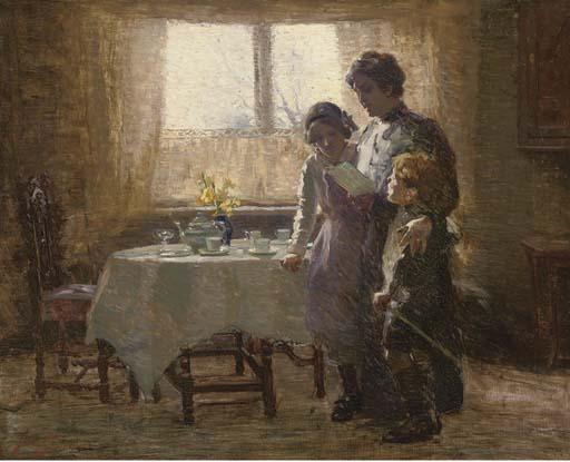 Arthur Spooner R.B.A. (1873-19