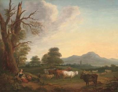 J. A. Lang (Austrian, 19th/20t