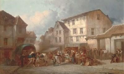 Léonard Saurfelt (French, b.18