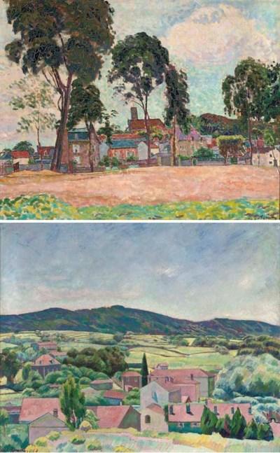 Walter Bondy (German, 1880-194