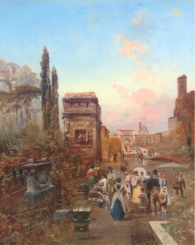 Robert Alott (Austrian, 1859-1