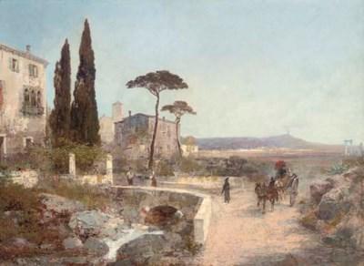 Alois Arnegger (Austrian, 1879