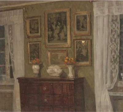 Niels Holsoe (Danish, 1865-192