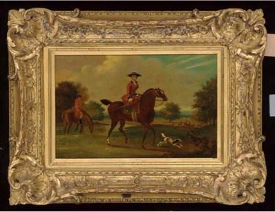 N. Morier (British, 19th Centu