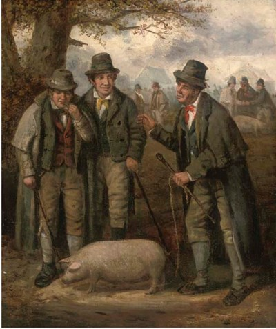 Follower of George Morland