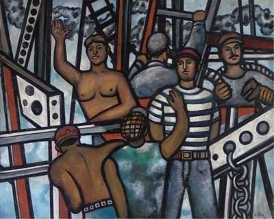 Manner of Fernand Léger, 20th/