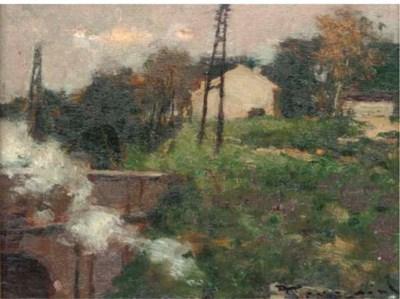 Fernand Toussaint (Belgian, 18