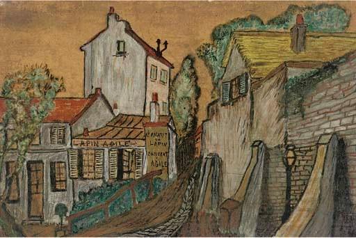 Albert Quizet (FRENCH, 1885-19