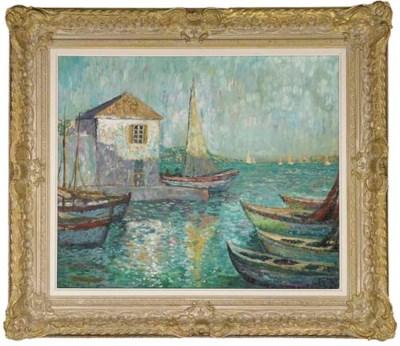 Manner of Claude Monet, 20th C