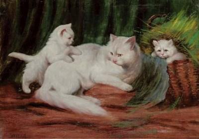 Arthur Heyer (GERMAN, 1872-193