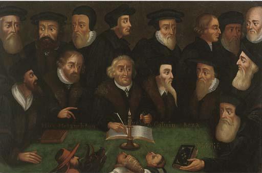 English School, 17th Century