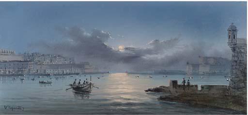 Vincenzo D'Esposito, (Maltese,