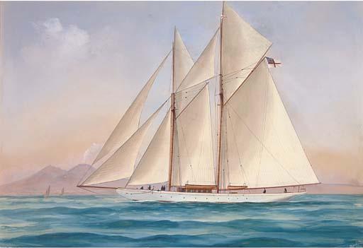 A. de Simone (fl.1860-1900)