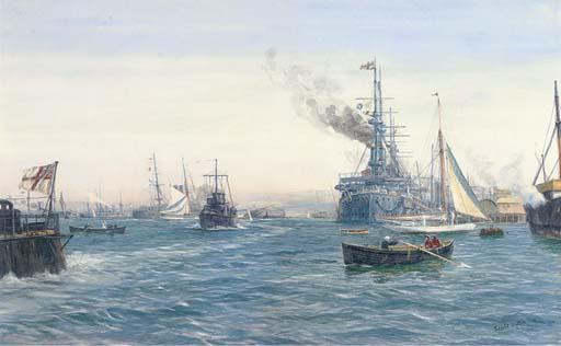 Harold Wyllie, R.S.M.A. (1880-