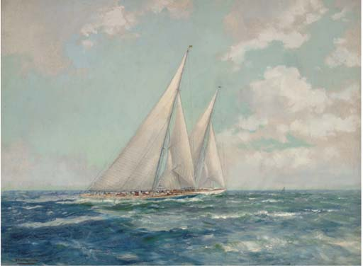 Frank Henry Mason, R.I., R.S.M