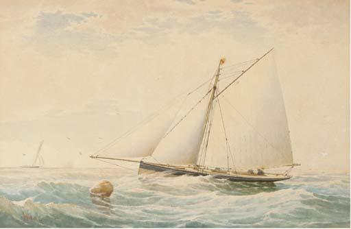 John Hall (c.1882)