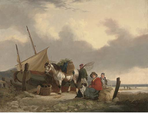William Shayer (1788-1879)