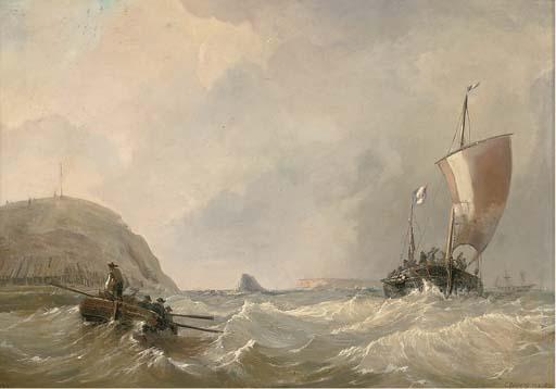 C.E. Strong (d.1856)