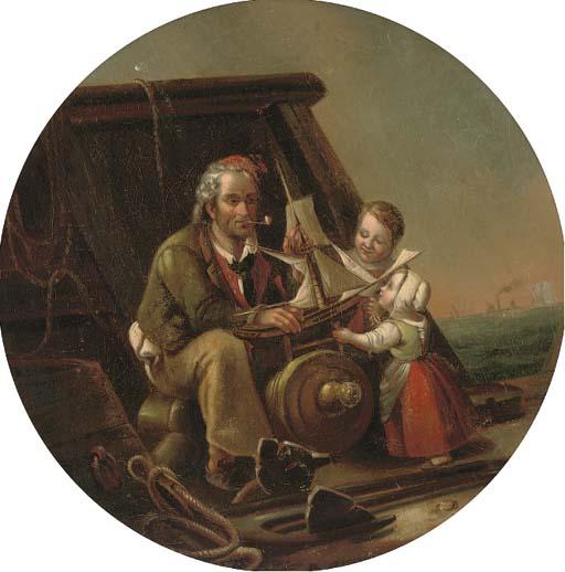 Follower of William Mulready