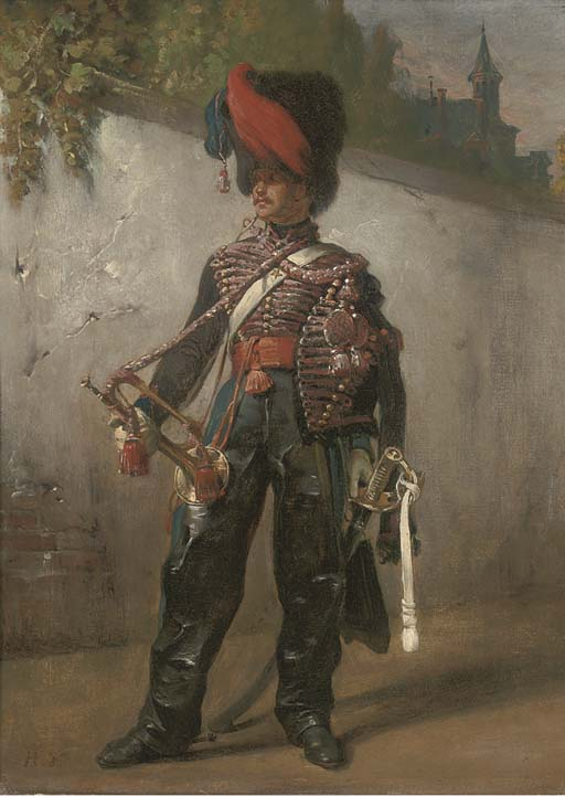 Emile Jean Horace Vernet (Fren