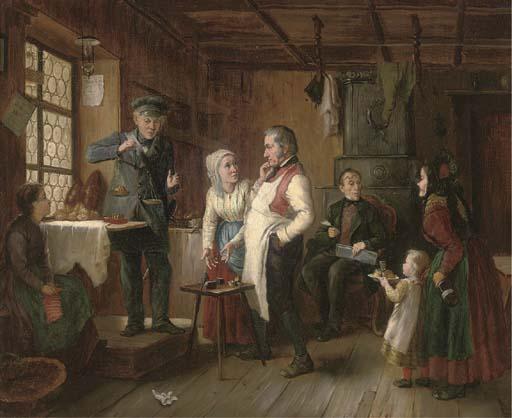 Attributed to Theodor von der