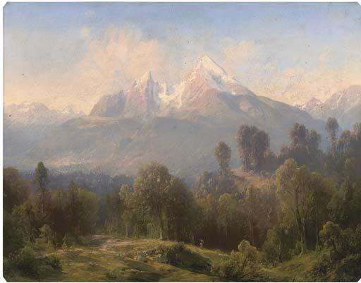 Julius Lange (German, 1817-187