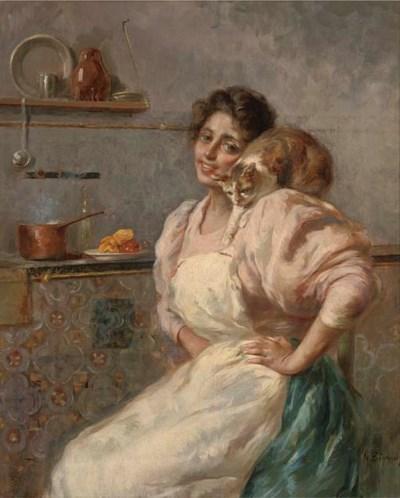 Nicola Biondi (Italian, 1866-1